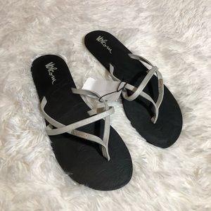 New Volcom Sandals